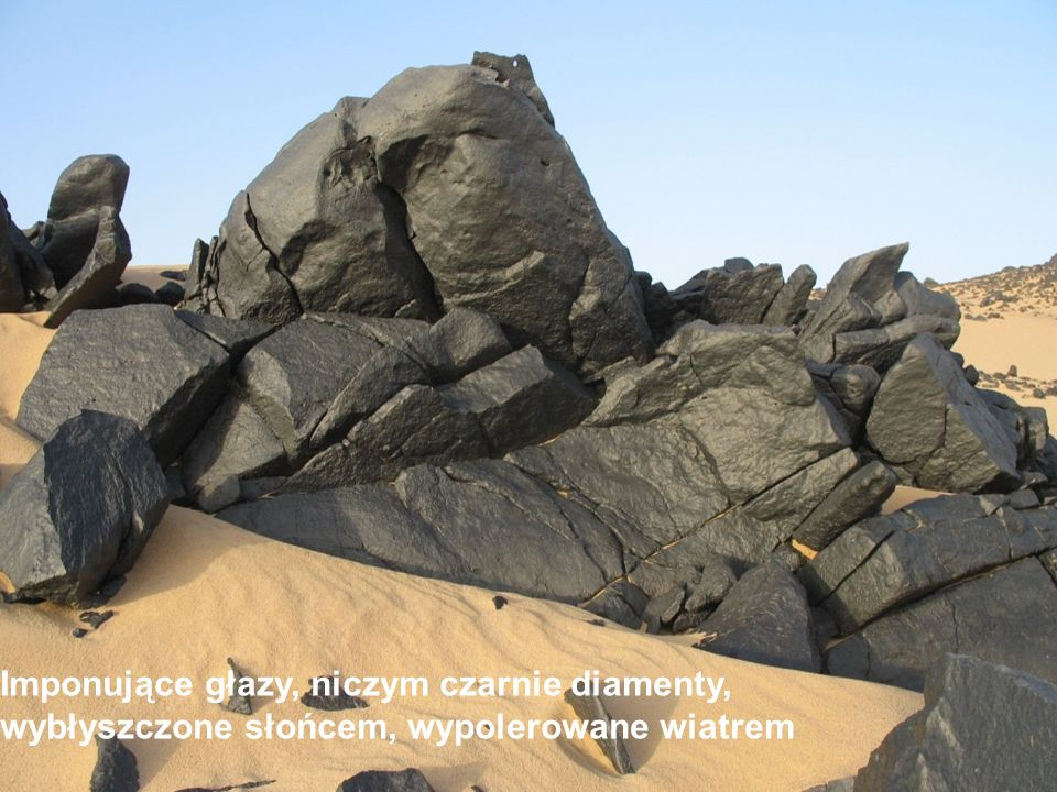 Uuups, żadnego morza piasku! Za to morze kamieni…