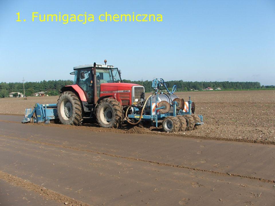 1. Fumigacja chemiczna