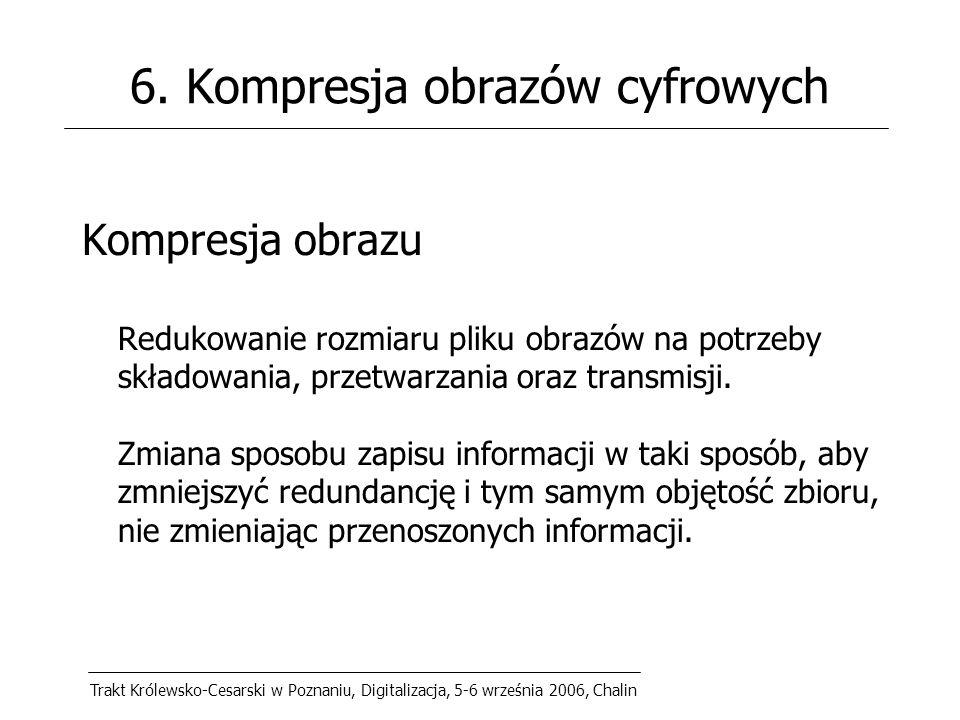Trakt Królewsko-Cesarski w Poznaniu, Digitalizacja, 5-6 września 2006, Chalin 6.