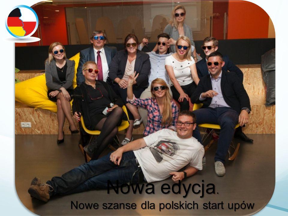 Nowa edycja. Nowe szanse dla polskich start upów