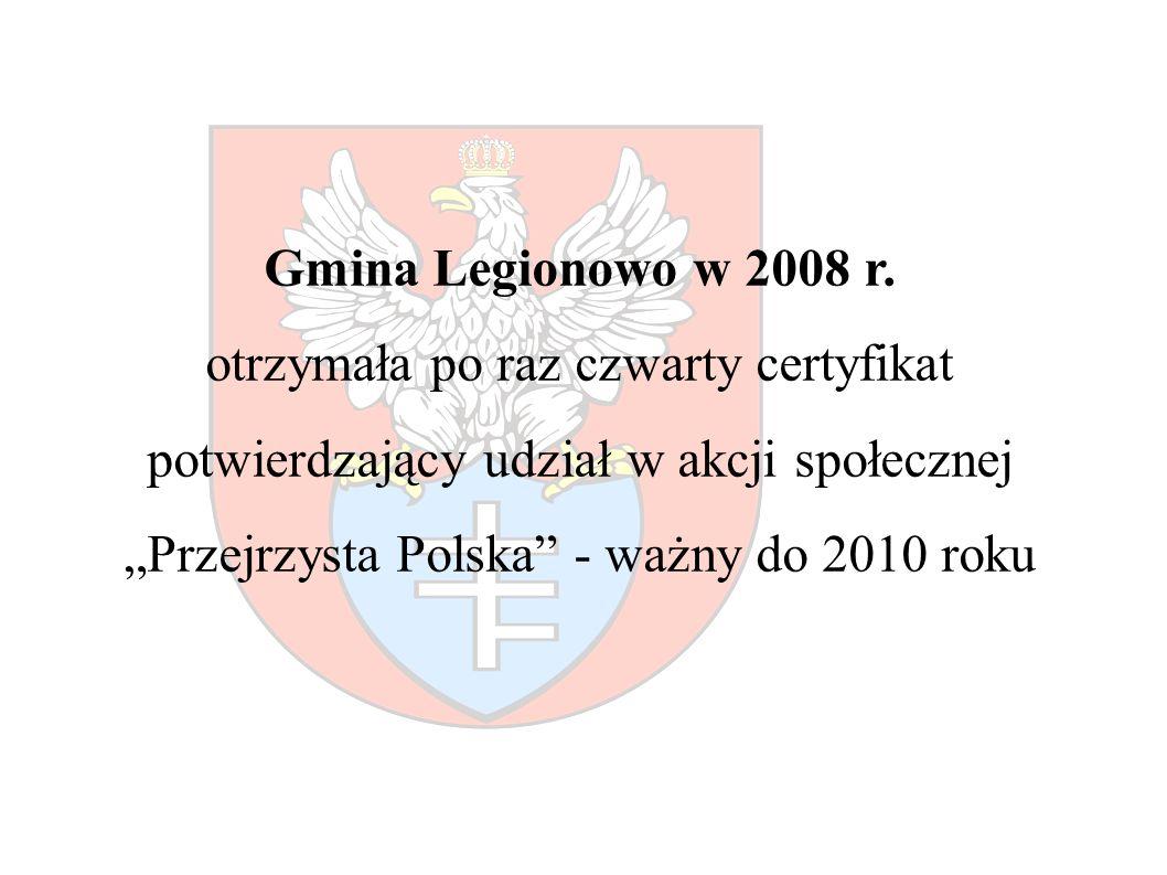 DANUTA SZCZEPANIK Sekretarz Miasta Legionowo EWA MILNER-KOCHAŃSKA Pełnomocnik ds.