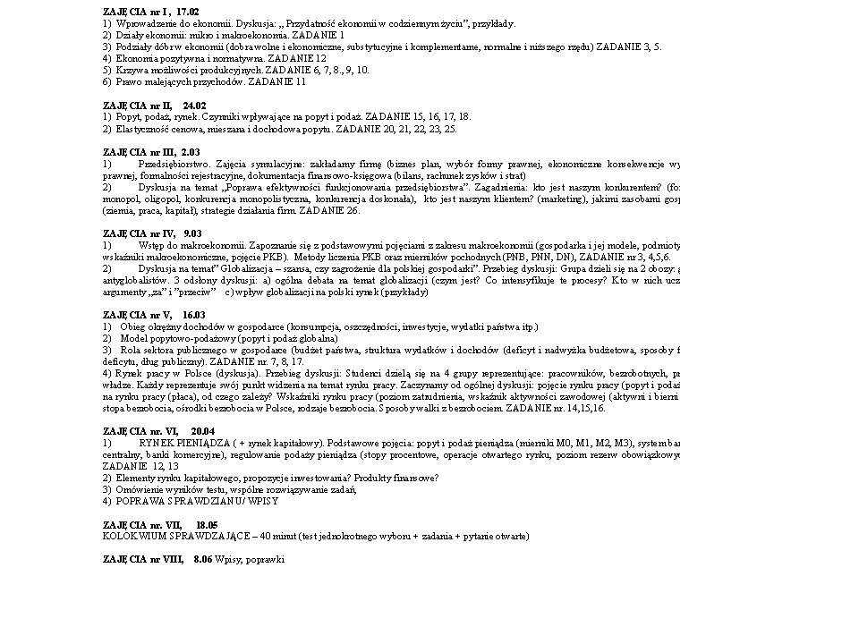 Cechy bezrobocia w Polsce 5.Osoby w wieku 18-24 lata stanowiły w końcu września 2005 r.