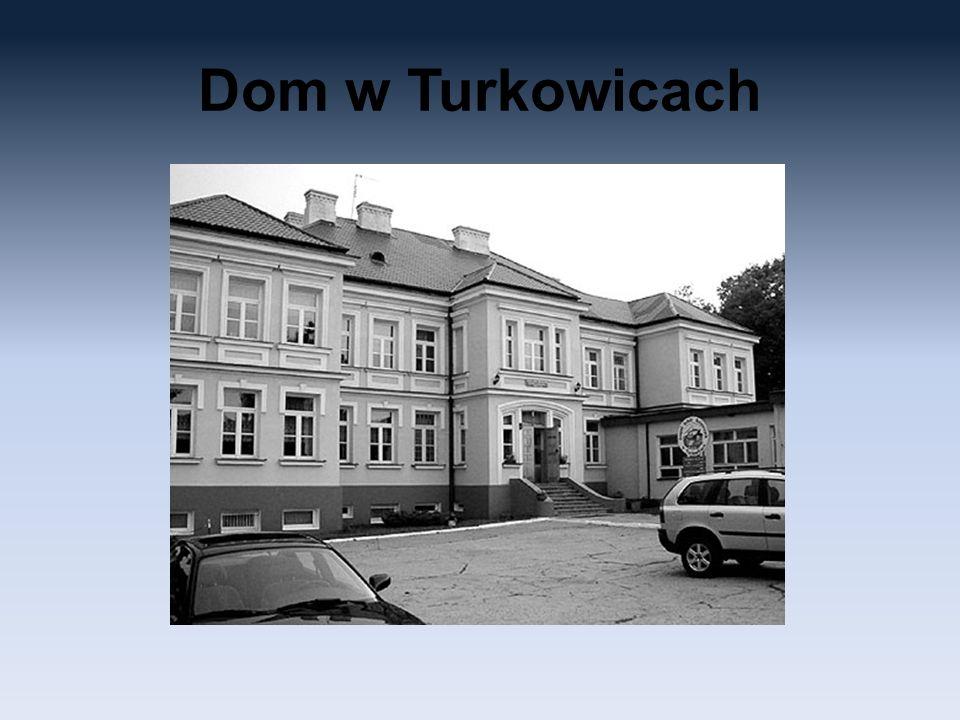 Dom w Turkowicach