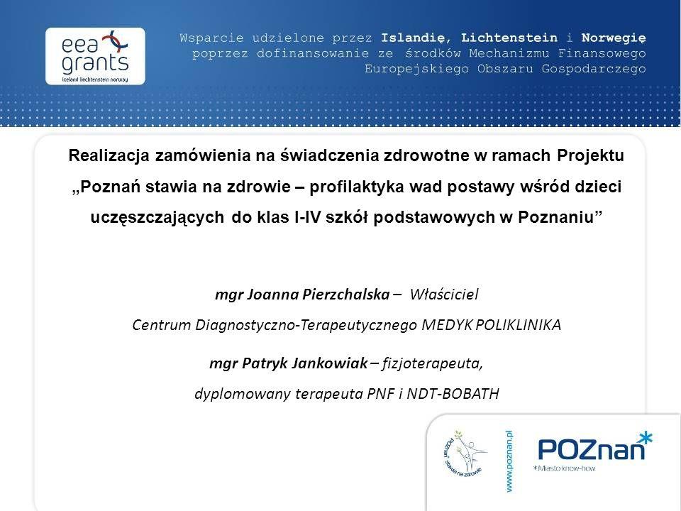Zajęcia edukacyjne dla rodziców W czasie trwania Projektu przeprowadzono cykl pogadanek dla rodziców/opiekunów dzieci z poznańskich szkół podstawowych.