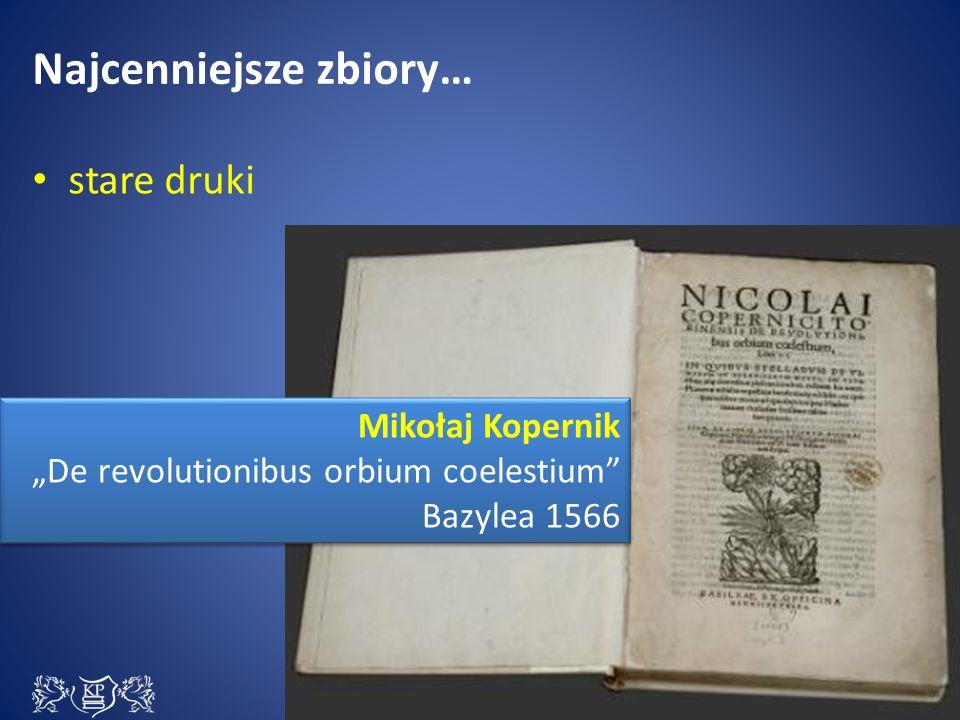 """Najcenniejsze zbiory… stare druki Mikołaj Kopernik """"De revolutionibus orbium coelestium Bazylea 1566 Mikołaj Kopernik """"De revolutionibus orbium coelestium Bazylea 1566"""