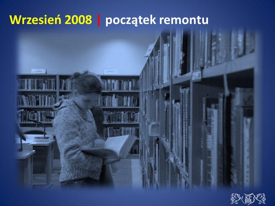 Wrzesień 2008 | początek remontu