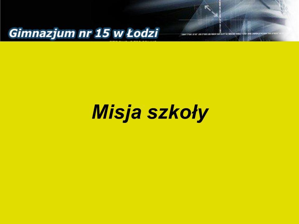 91-485 Łódź, ul. Sowińskiego 50/56 Telefon / fax: (0-42) 616-81-24 Strona szkoły: www.gim15.szkoly.lodz.pl e-mail: gimnazjumxv@gmail.com Sekretariat s
