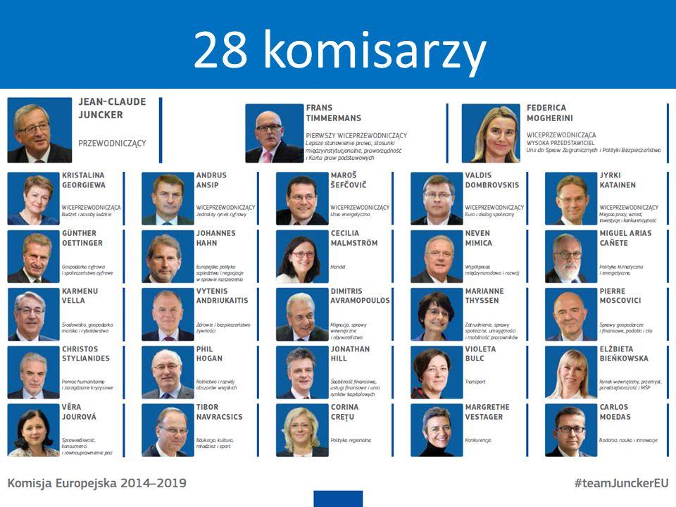 28 komisarzy 20