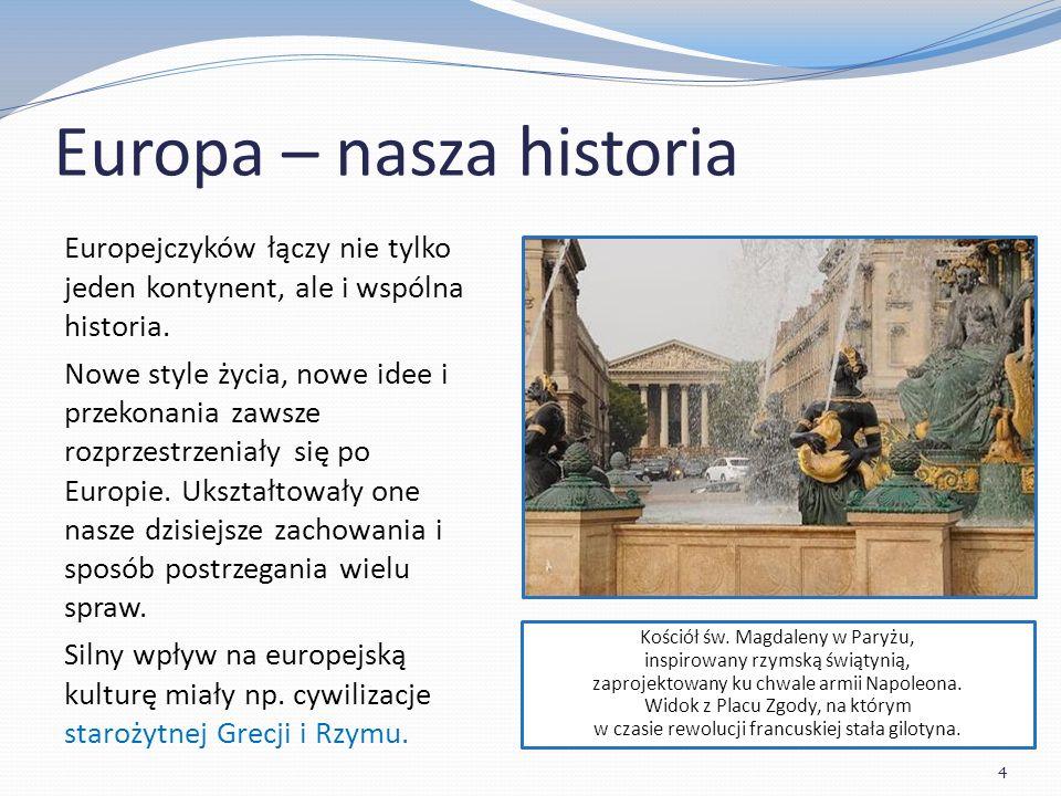 Europa – nasza historia Kościół św.
