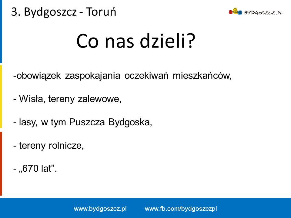 www.bydgoszcz.pl www.fb.com/bydgoszczpl Co nas dzieli.