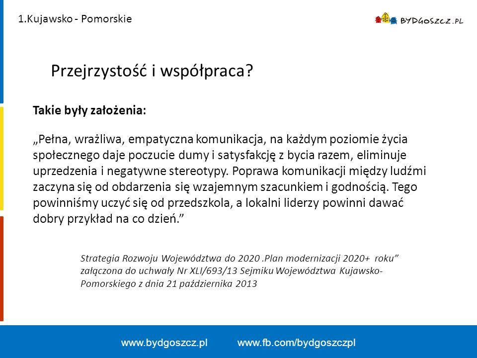 Przejrzystość i współpraca.
