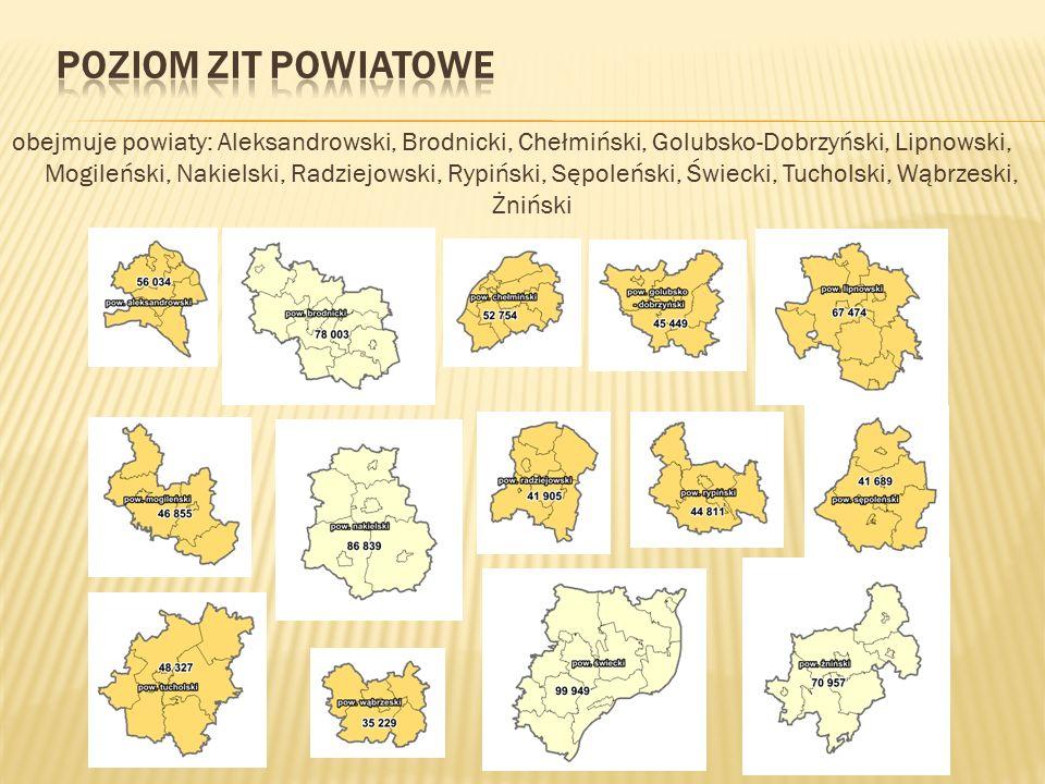  Określane jako Obszar Rozwoju Społeczno-Gospodarczego, który powinien obejmować swym zasięgiem każdorazowo jeden powiat ziemski  Inicjatorem i koordynatorem przedsięwzięć na tym obszarze jest Starosta Powiatowy, który podejmuje działania na rzecz stworzenia warunków dla współpracy w zakresie rozwoju społeczno-gospodarczego  Współdziałanie Starostwa Powiatowego oraz pozostałych jednostek terytorialnych z obszaru powiatu odbywa się w ramach porozumienia, którego sygnatariuszami są przedstawiciele powiatu oraz poszczególnych miast i gmin  Powołany zostanie Komitet Monitorujący, w skład którego wejdą przedstawiciele jednostek samorządu terytorialnego będących sygnatariuszami porozumienia o współpracy oraz przedstawiciel Instytucji Zarządzającej RPO  Zasada preselekcji projektów