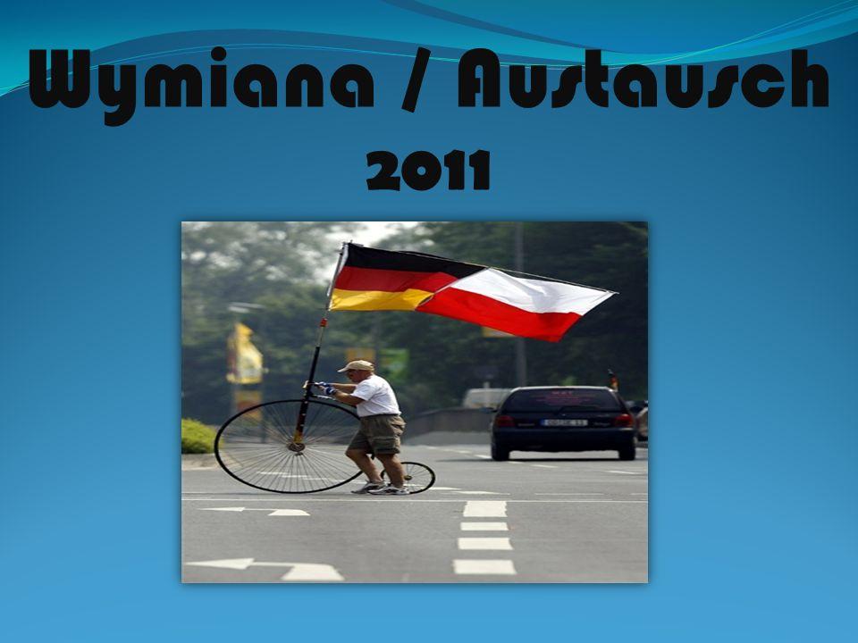 Wymiana / Austausch 2011