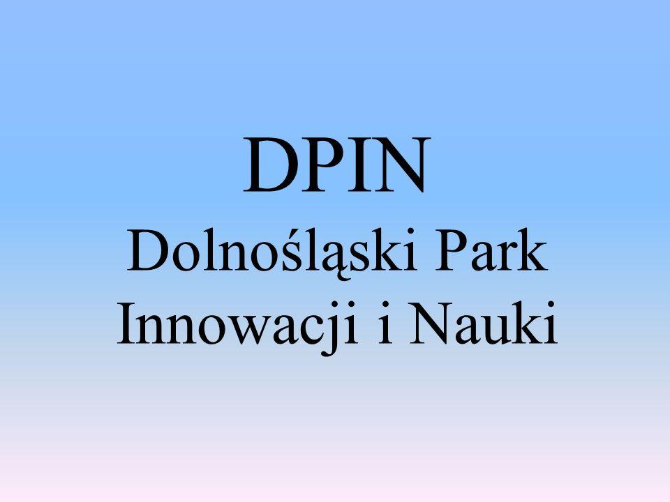 DPIN Dolnośląski Park Innowacji i Nauki