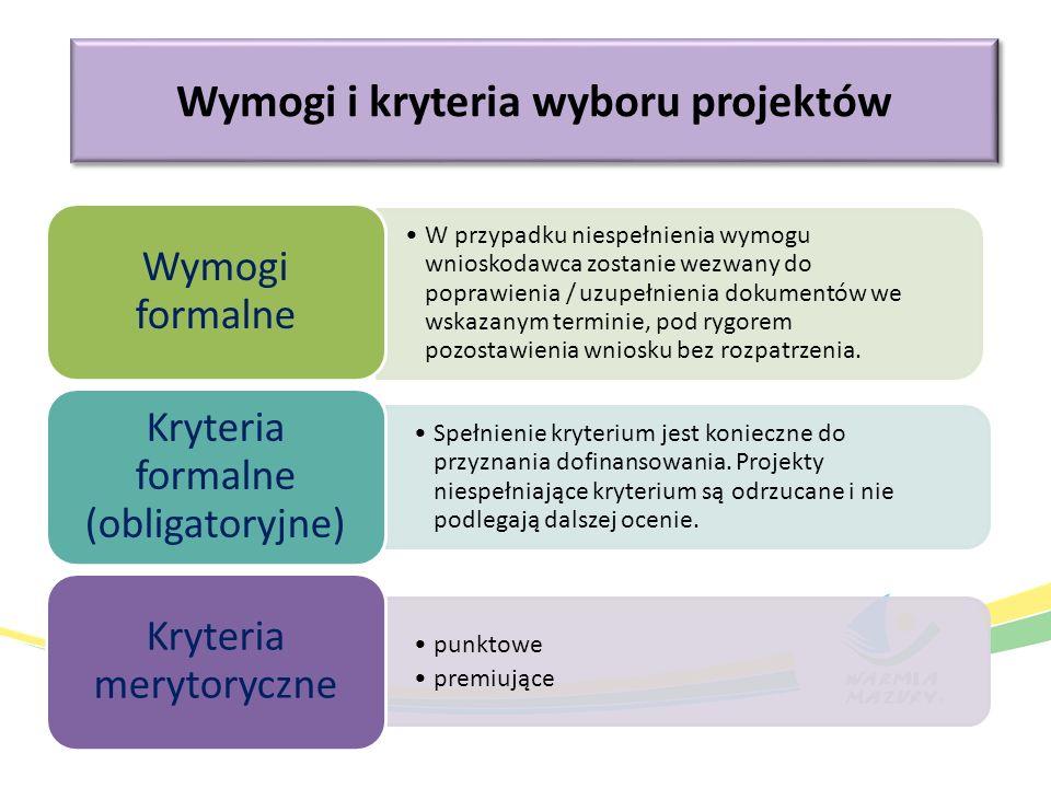 Kryteria merytoryczne (premiujące) 5.1 Gospodarka odpadowa Kryteria merytoryczne (premiujące) 5.1 Gospodarka odpadowa Zgodność projektu z zasadami horyzontalnymi wynikającymi z RPO WiM 2014-2020.