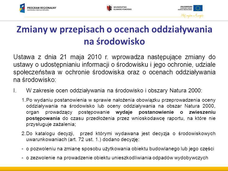 Ustawa z dnia 21 maja 2010 r.
