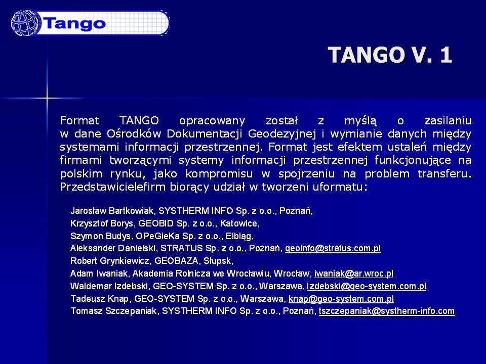 TANGO V. 1
