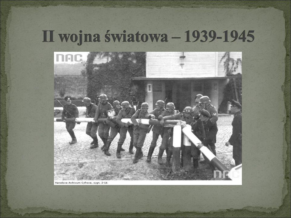 1 września NIEMCY 17 września ZSRR