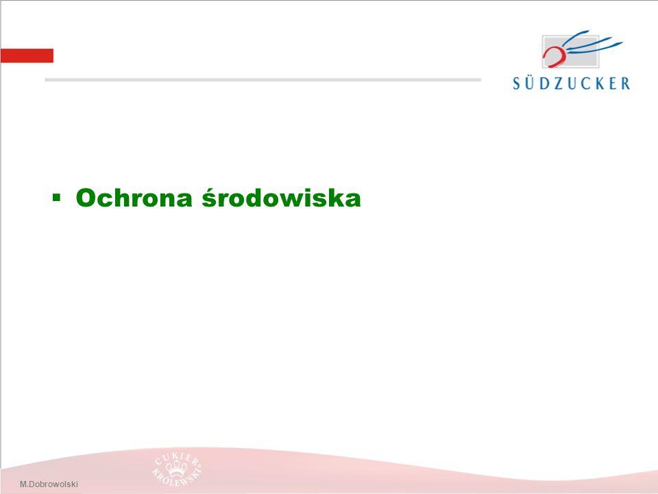 M.Dobrowolski  Ochrona środowiska