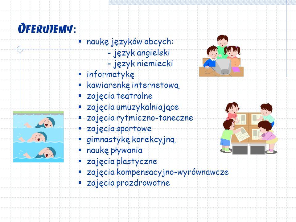 Godziny pracy pedagoga Pon.9.00 – 13.00 Wt. 13.00 – 17.00 Śr.