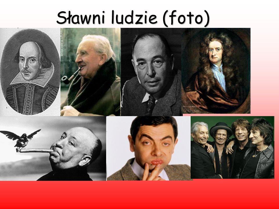 Sławni ludzie (foto)