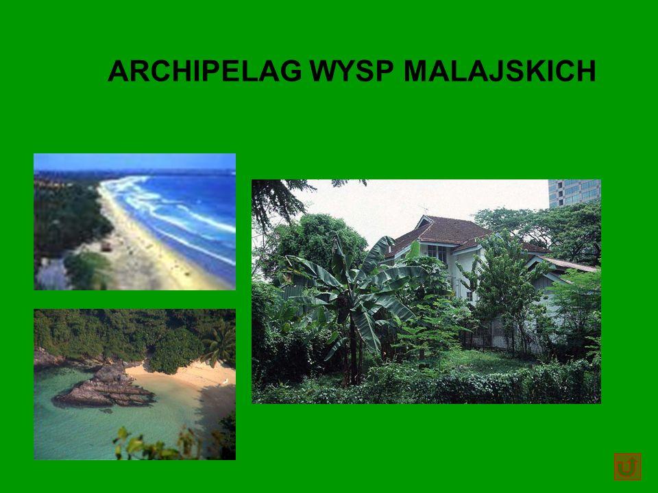 ARCHIPELAG WYSP MALAJSKICH