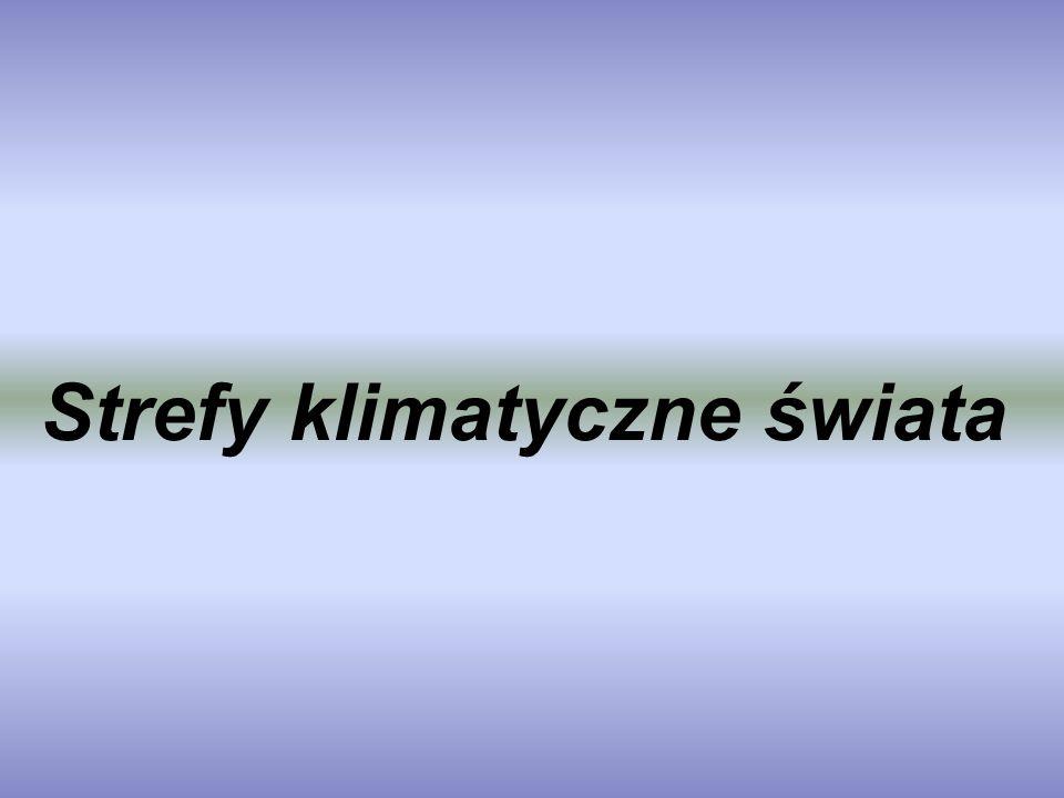 - PÓŁNOCNA SYBERIA KLIMAT SUBPOLARNY - ALASKA - PÓŁNOCNA KANADA