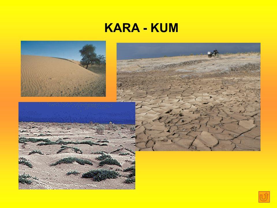 KARA - KUM