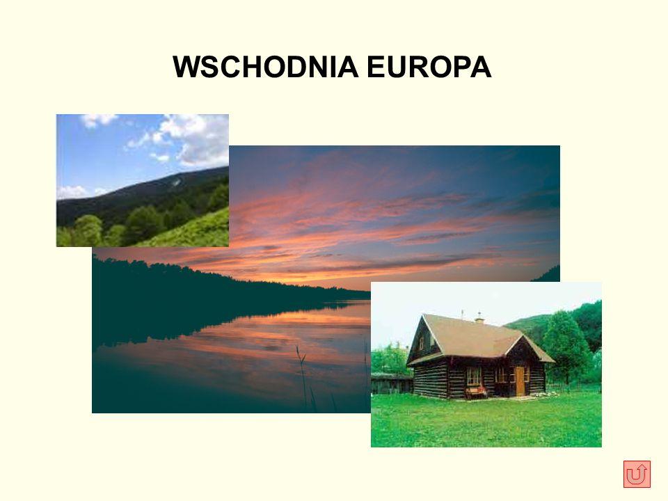 WSCHODNIA EUROPA