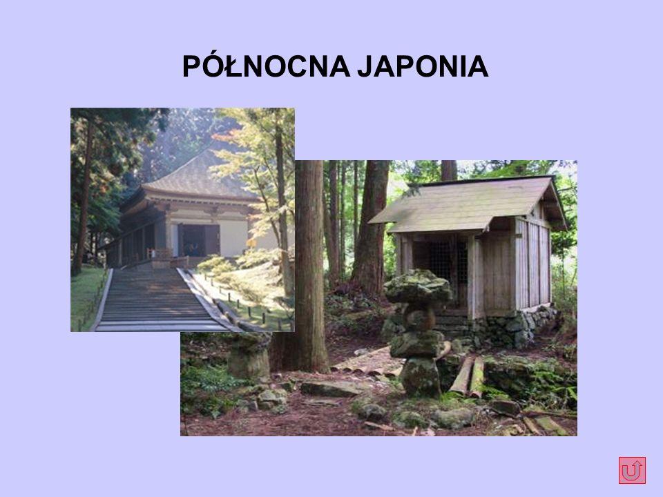 PÓŁNOCNA JAPONIA