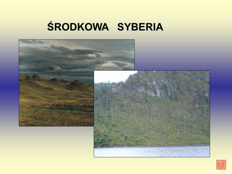 ŚRODKOWA SYBERIA