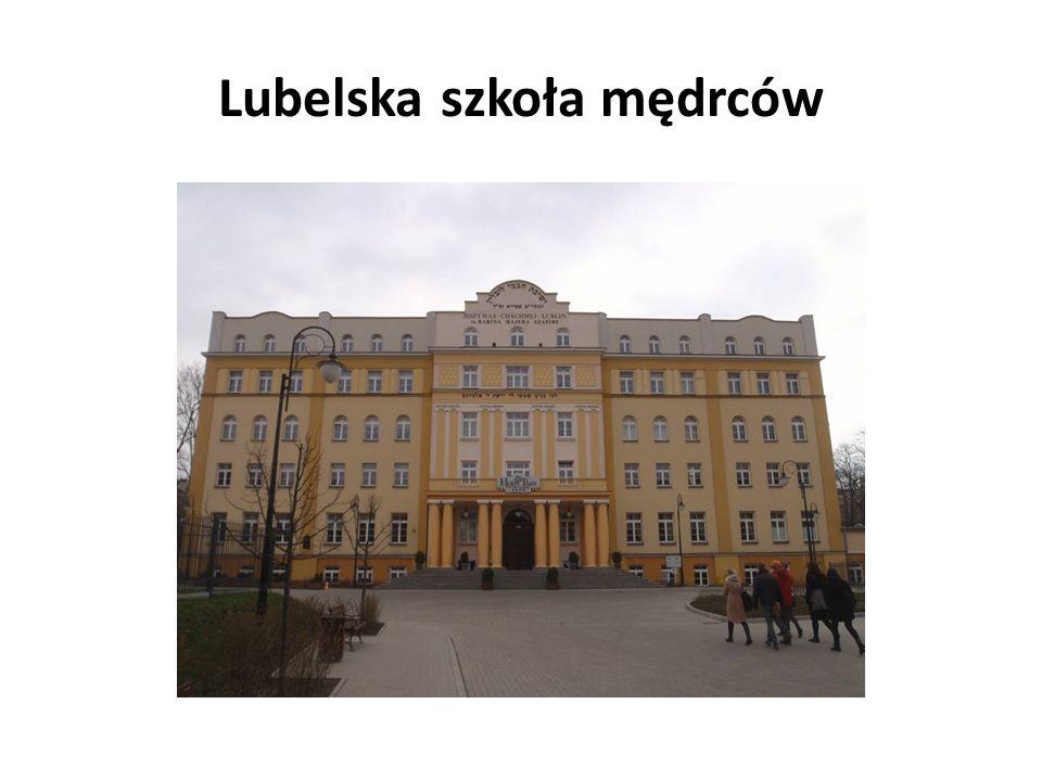 Lubelska szkoła mędrców