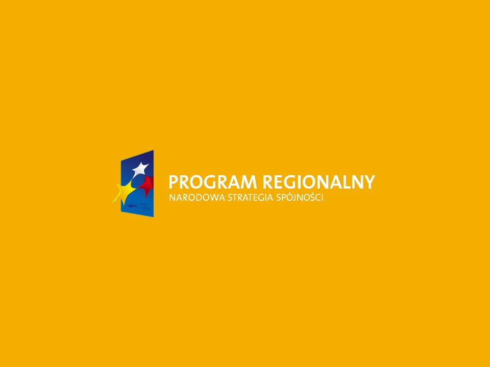 2 UNIA EUROPEJSKA EUROPEJSKI FUNDUSZ ROZWOJU REGIONALNEGO Podsumowanie wdrażania Osi priorytetowej 6 Środowisko przyrodnicze REGIONALNY PROGRAM OPERACYJNY WARMIA I MAZURY NA LATA 2007-2013