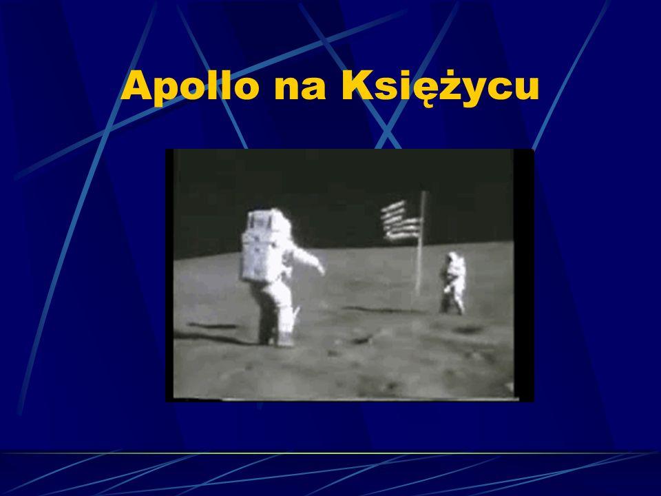 Apollo na Księżycu