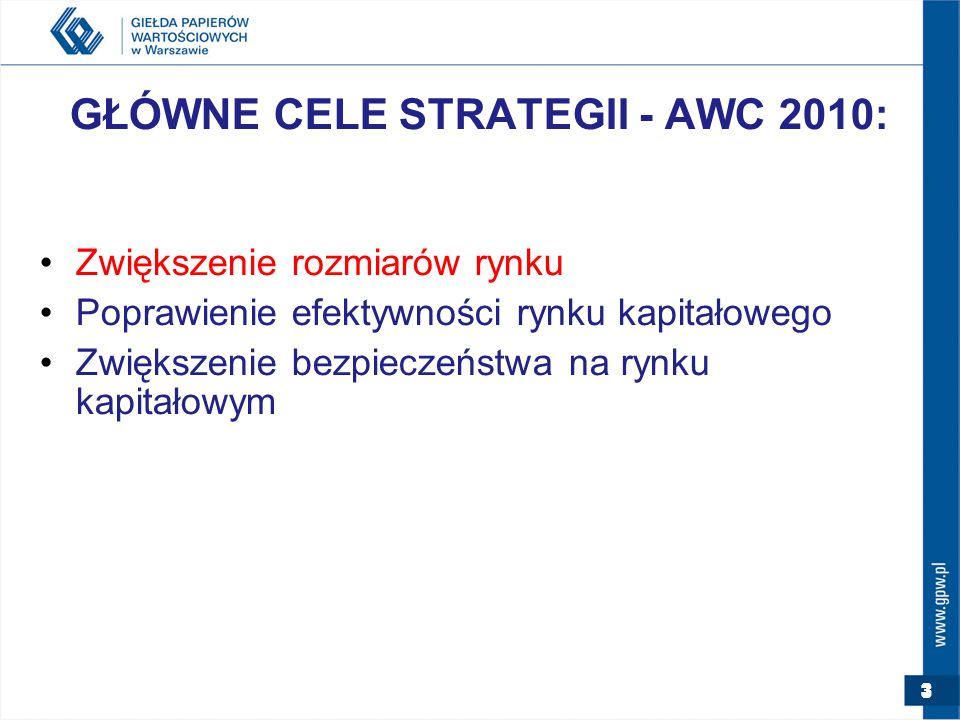 14 Robert Kwiatkowski Dyrektor Dział Rozwoju Biznesu Giełda Papierów Wartościowych w Warszawie SA ul.