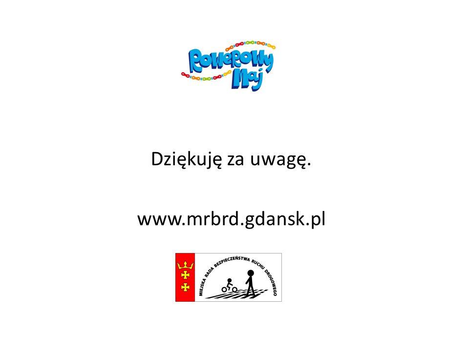 Dziękuję za uwagę. www.mrbrd.gdansk.pl