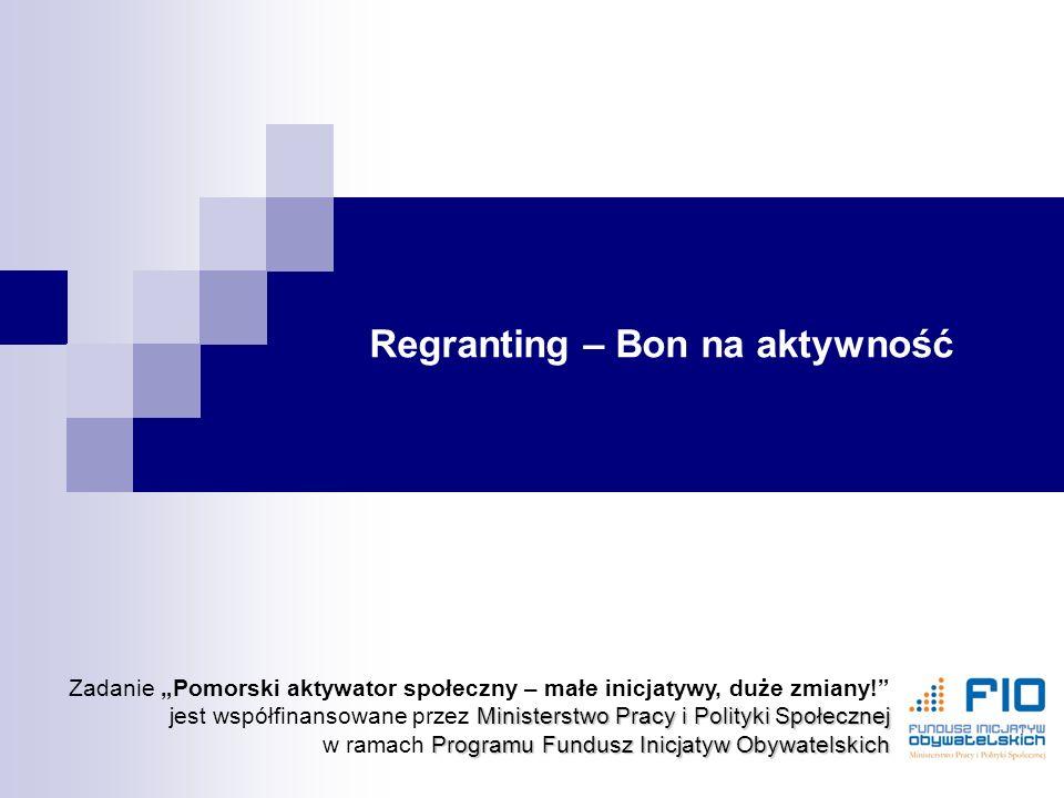 reGRANTing