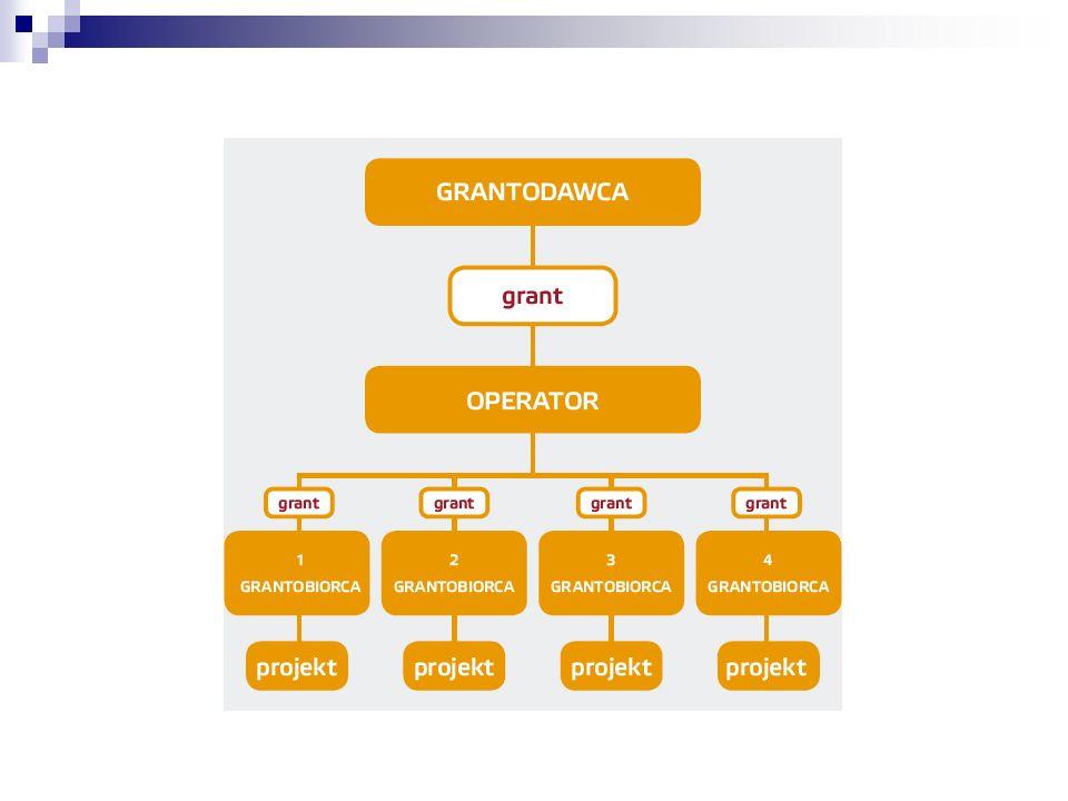 reGRANTing w praktyce: Fundusz AKUMULATOR SPOŁECZNY  Nabór wniosków on-line  Spotkania informacyjne i animacyjne  Konsultacje wniosków i wsparcie mentorskie  Dofinansowanie na realizację inicjatyw  Szkolenia dla grantobiorców  Wsparcie mentorskie dla realizatorów projektów  Spotkania sieciujące  Monitoring realizowanych inicjatyw  Pomoc w rozliczaniu grantów i planowaniu kontynuacji  …