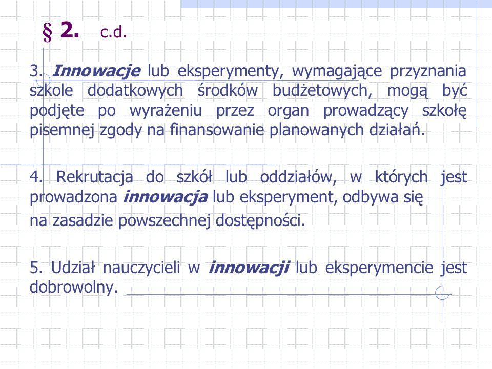 § 2. c.d. 3.