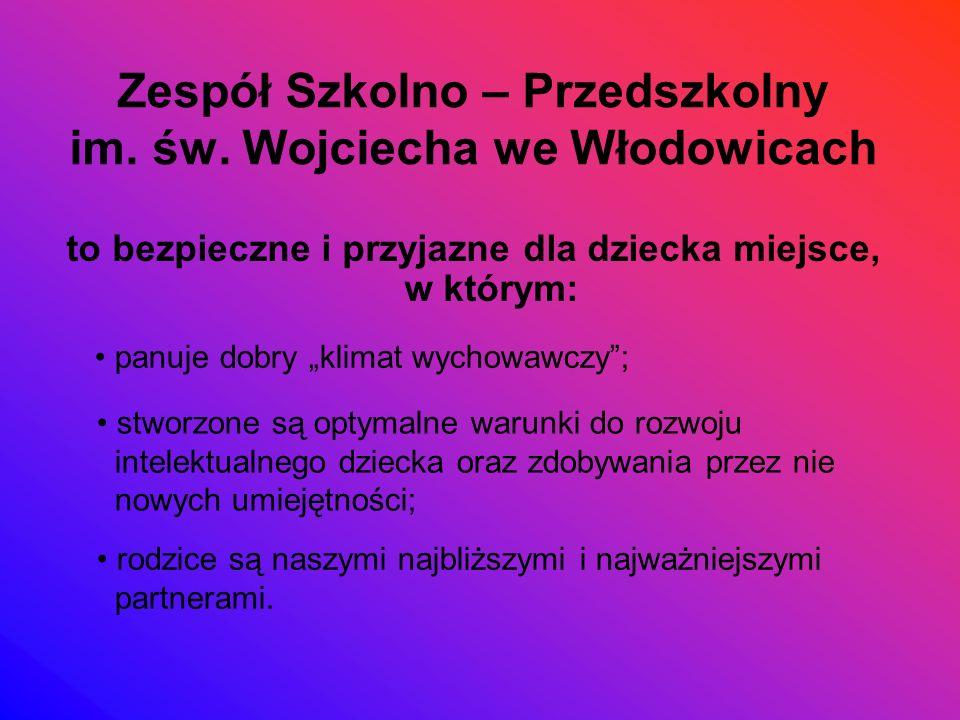 Zespół Szkolno – Przedszkolny im. św.