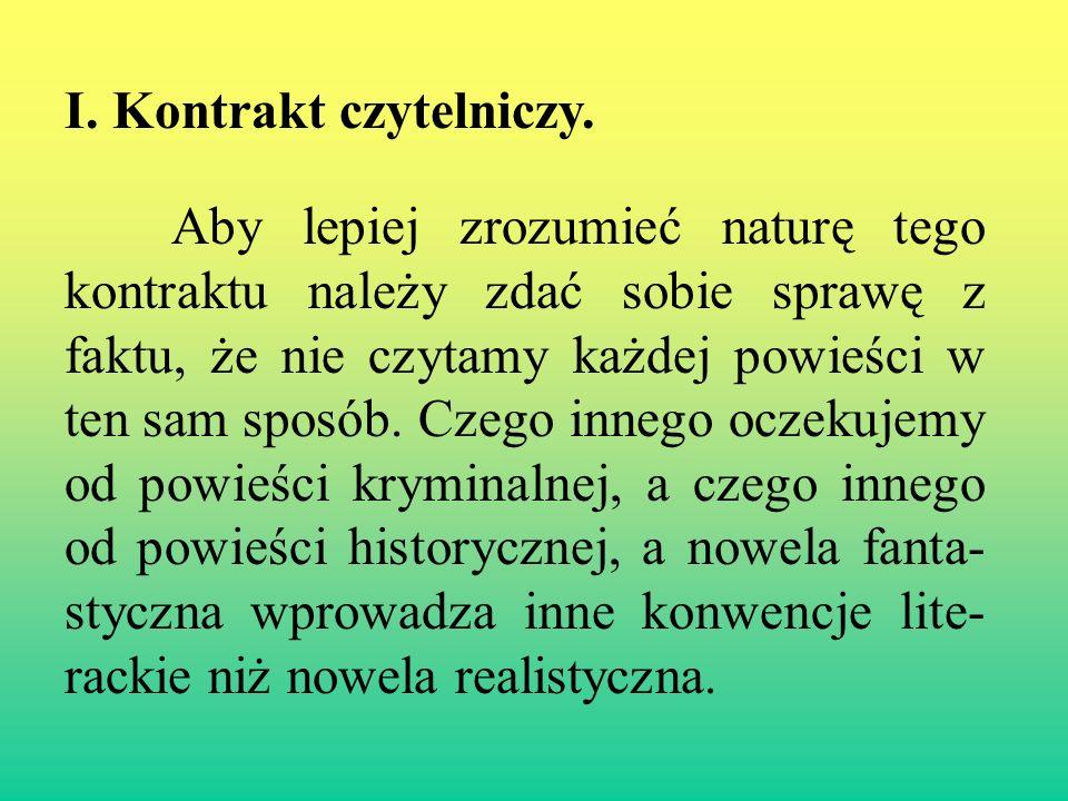 Pakt czytelniczy zawierany jest w dwóch miejscach tekstu.
