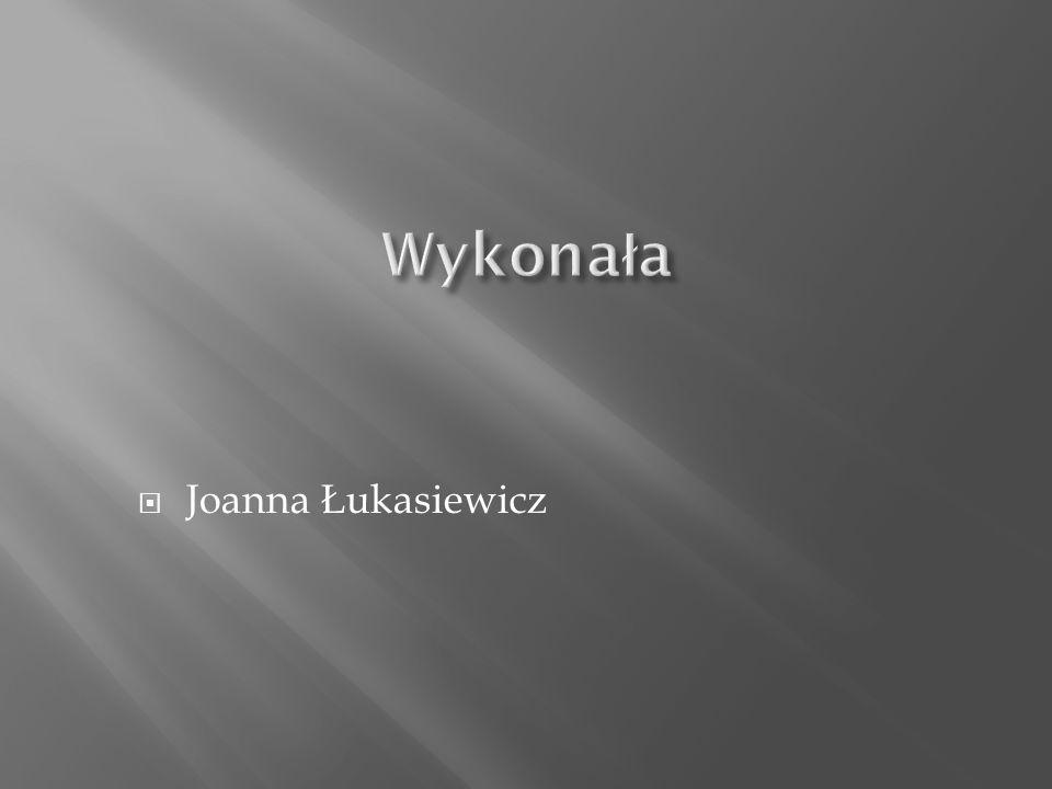  Joanna Łukasiewicz