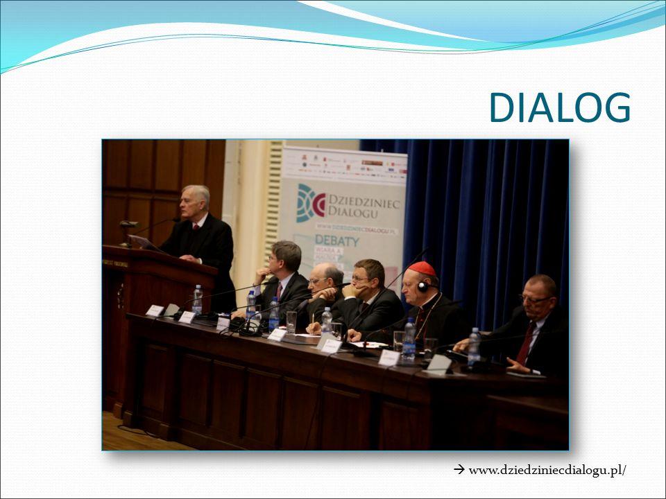 DIALOG  www.dziedziniecdialogu.pl/