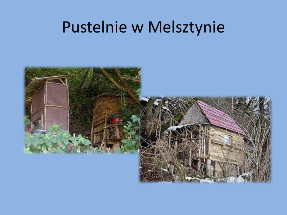 Pustelnie w Melsztynie