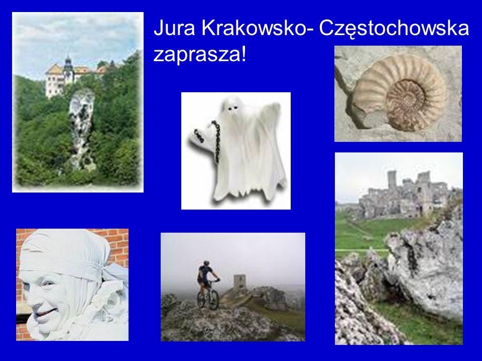 Jura Krakowsko- Częstochowska zaprasza!