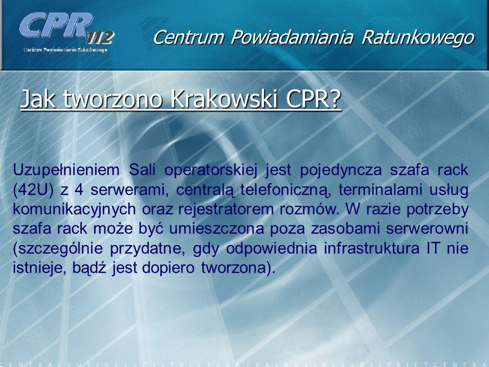 Jak tworzono Krakowski CPR.