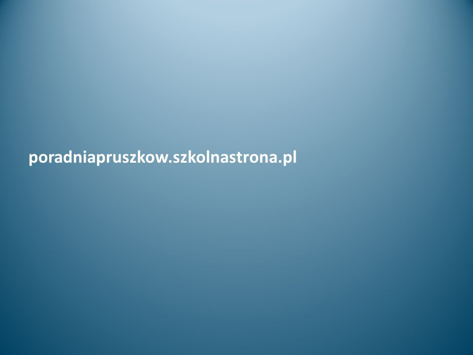 poradniapruszkow.szkolnastrona.pl