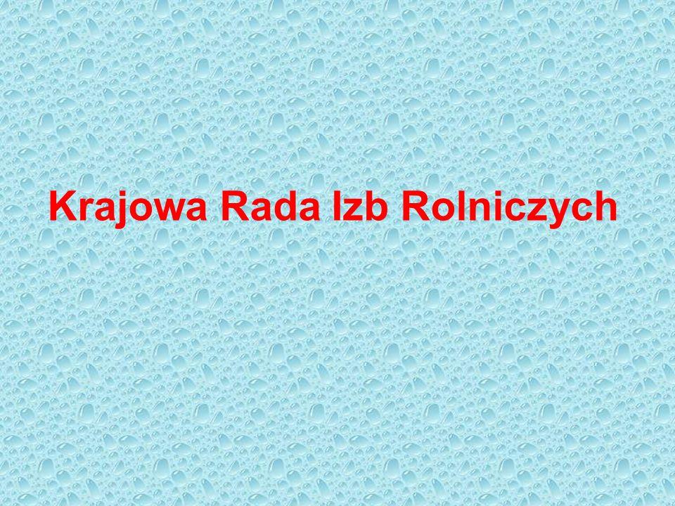 Podstawą prawną funkcjonowania samorządu rolniczego w Polsce jest Ustawa z dnia 14 grudnia 1995 r.