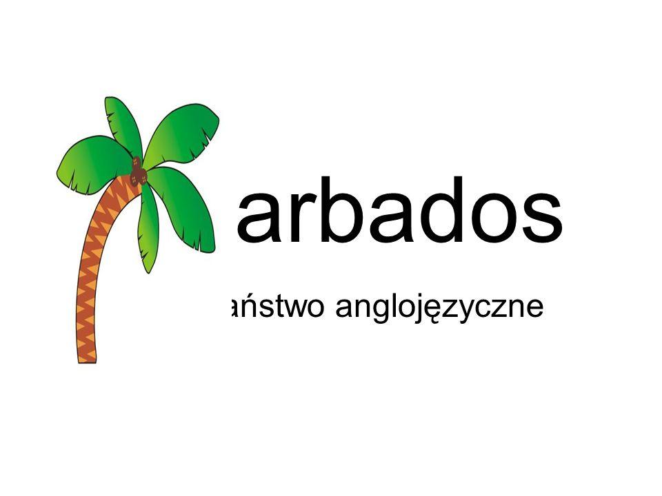Barbados -państwo anglojęzyczne