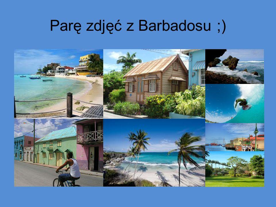 Parę zdjęć z Barbadosu ;)